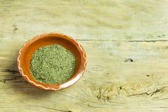 Spice parsley Stock Image