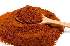 Spice of pepper or turmeric Royalty Free Stock Photos