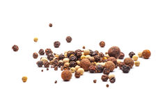 Spice of pepper Stock Photos