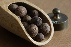 Spice -pimento Stock Photos