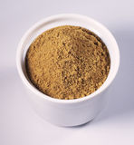 Spice Powder Stock Photography