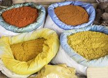 Spice powder Stock Photo