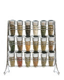 Spice Rack Royalty Free Stock Images