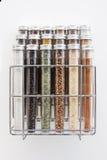 Spice rack Stock Photo