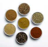 Spice Rack Royalty Free Stock Image