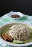 Spice rice Stock Photo