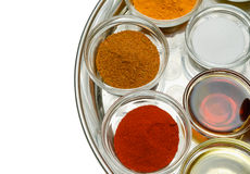Spice seasoning Royalty Free Stock Images