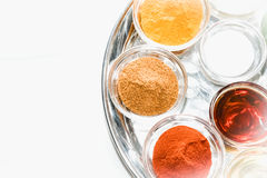 Spice seasoning Royalty Free Stock Photos