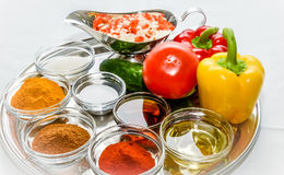 Spice seasoning Royalty Free Stock Photography