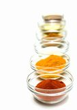 Spice seasoning Royalty Free Stock Photo