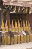 Spice Shop Royalty Free Stock Image