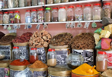 Spice Shop, Morocco Royalty Free Stock Image