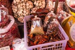 Spice Shop Stock Image