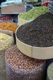 Spice souk Stock Photography