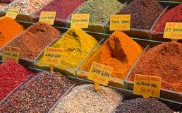 Spice souk in Dubai Stock Image