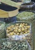 Spice souk Stock Image