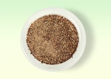 Spice. Indian culture pepper food ground cinnamon curry powder Stock Images