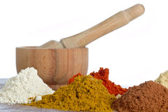Spice Still Life Royalty Free Stock Image