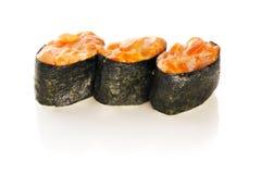 Spice sushi Royalty Free Stock Photo