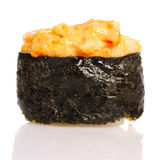 Spice sushi Royalty Free Stock Images