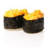 Spice sushi Stock Photos