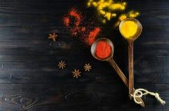 Spice turmeric Royalty Free Stock Photo