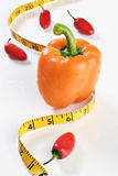 Spice up your diet Stock Images
