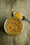 Spice, Vegetarian Food, Mixture, Gomashio Stock Images