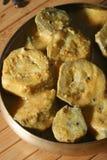 Spiced сырцовое карри банана от Индии Стоковое фото RF