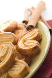 Spiced cookies isolated Stock Image
