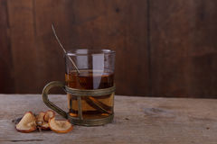 Spiced Fruit Tea Stock Image