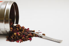Spiced Herbal Tea Stock Image