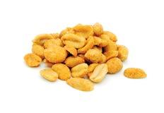 Spiced peanuts Royalty Free Stock Photo