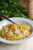 Spiced pilaf Stock Image