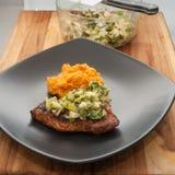 Spiced Pork Chop Stock Photography