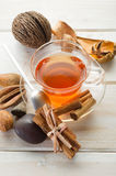 Spiced tea Royalty Free Stock Images