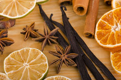spices помадка Стоковые Изображения RF