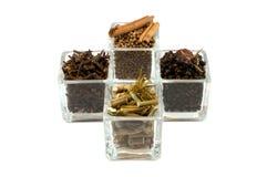 spices разнообразие Стоковые Изображения