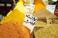 spices разнообразие Стоковая Фотография