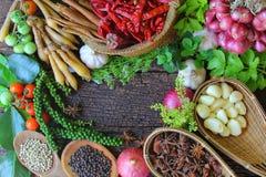 spices различное Стоковые Фото
