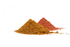 Spices Royalty Free Stock Photos