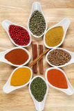 Spices. Royalty Free Stock Photography