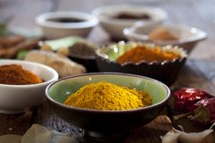 Free Spices Stock Photo - 15346780