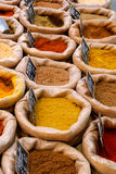 Spices. To season and flavor food Royalty Free Stock Photos