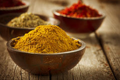 Free Spices Royalty Free Stock Photography - 21289587