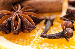 The spices Stock Photos