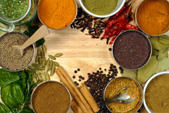 Spices. Image of spices - spice is nice royalty free stock images