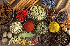 Spices Royalty Free Stock Image