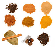 Free Spices Royalty Free Stock Image - 3770116
