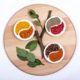 Spices013 Fotografia de Stock